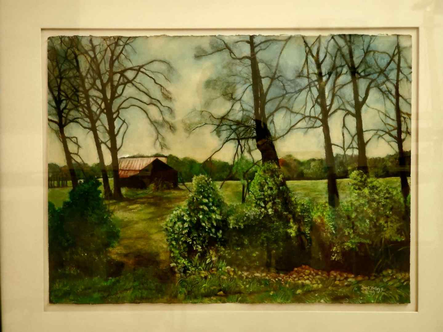 Louisiana Life by Artist Frank Kelley, Jr.
