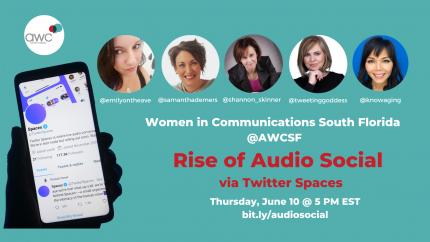 Eventbrite Rise Of Audio Social Via Twitter