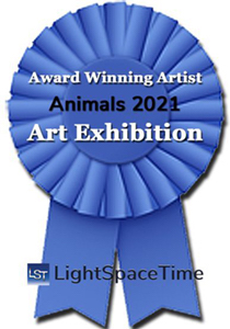 Award Ribbon Lst Animals Exhibition