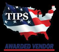 TIPS Awarded Vendor
