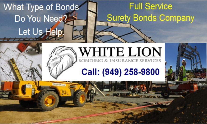 Construction Contractor Surety Bonds