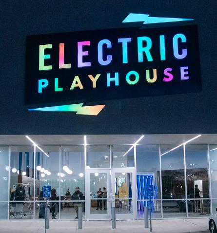 Electric Playhouse!
