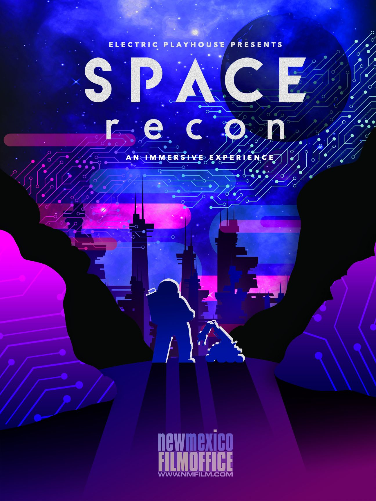 Space Recon!