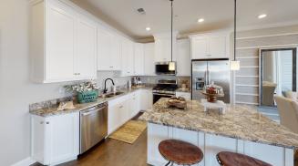 The Aurora kitchen