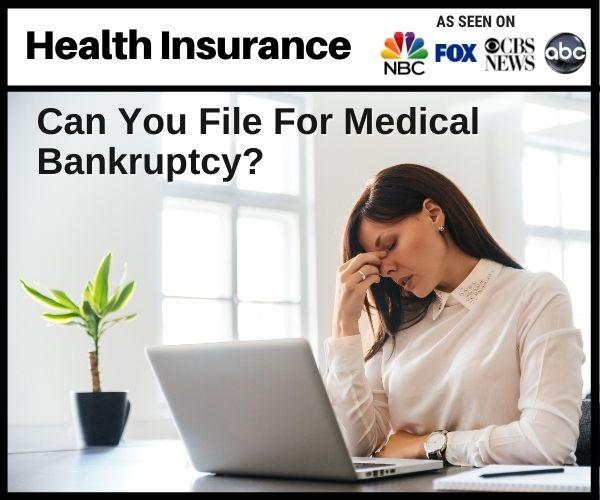 Can I File Medical Bankruptcy?