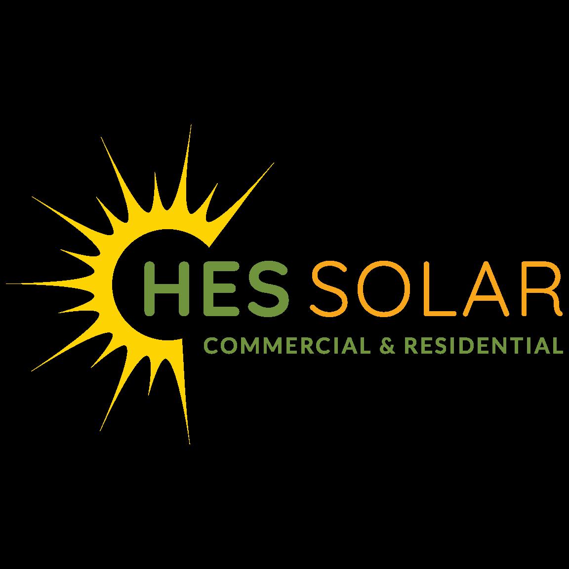 HES Solar Logo