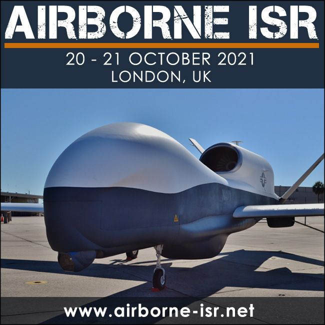 Airborne ISR 2021 Conference