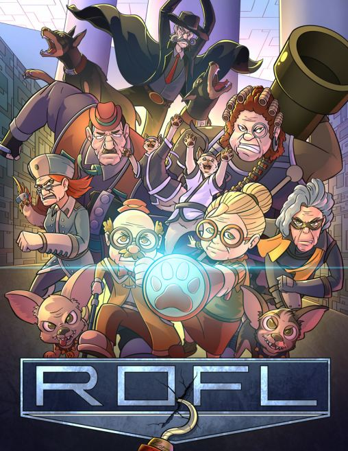 Rofl Cover Revised