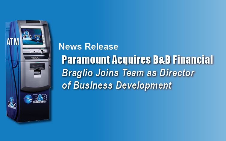 Paramount Acquires B B Financial