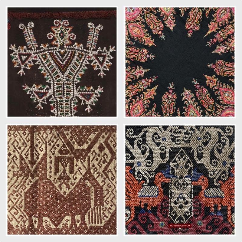 Buy & Sell Vintage Textiles on The Heirloom Bazaar