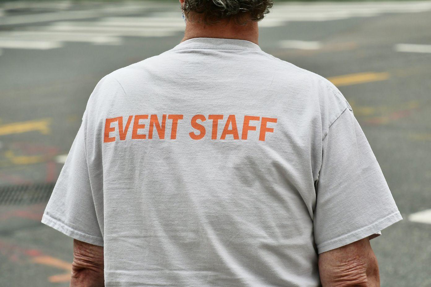 Event Staff Ismail Sirdah