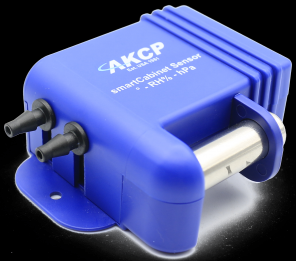 AKCP Cabinet thermal map sensor with pressure
