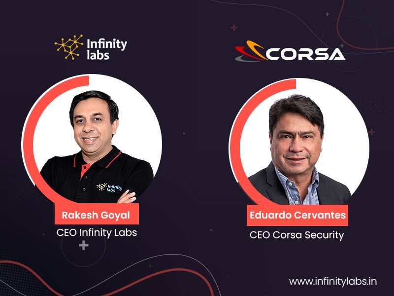 Infinity Labs joins hands with Corsa Security