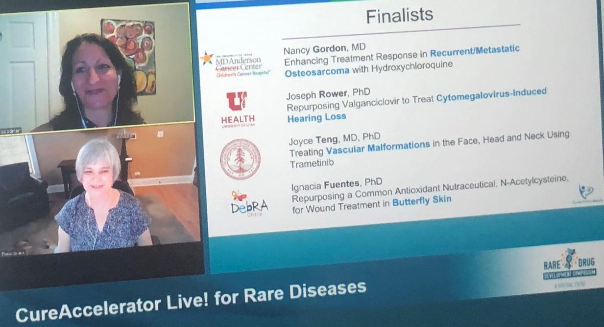CureAccelerator Live! for Pediatric Rare Diseases
