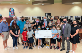Roots and Wings Awarded Grant from Honda Classic