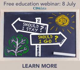 CIMdata's Educational Webinar for July