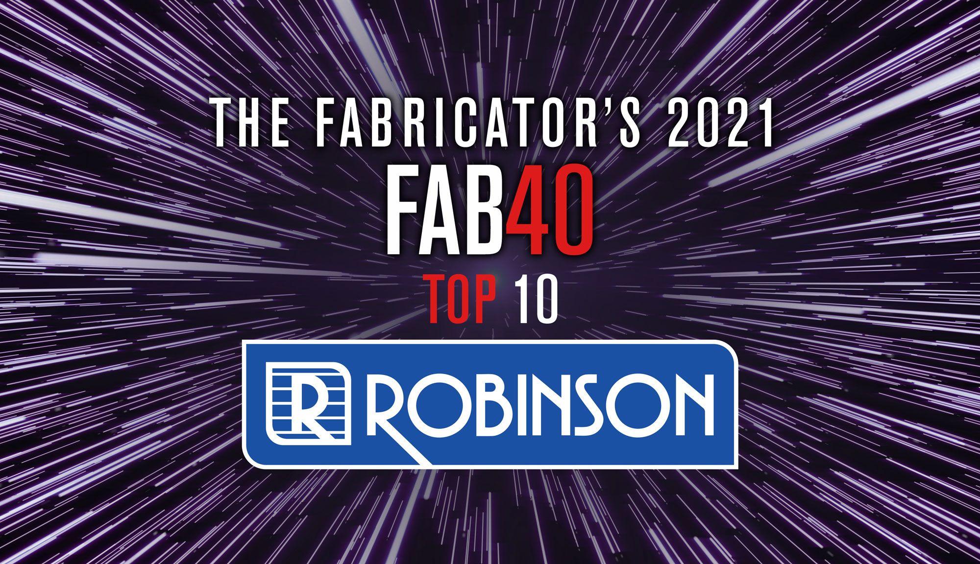 Robinson Fab 40 2021
