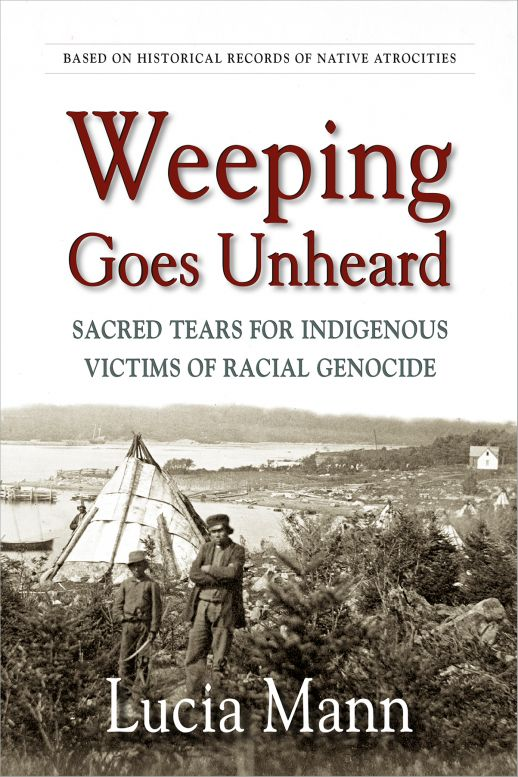 Weeping Goes Unheard Front Cover Border