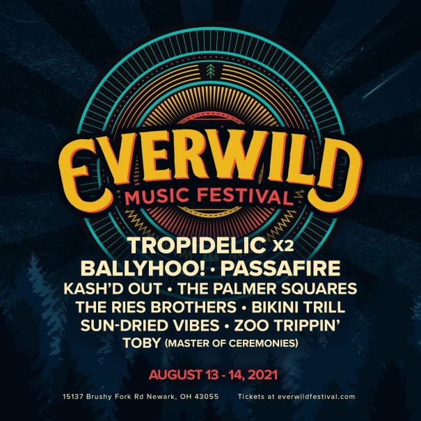 Everwild Music Festival Square Graphic