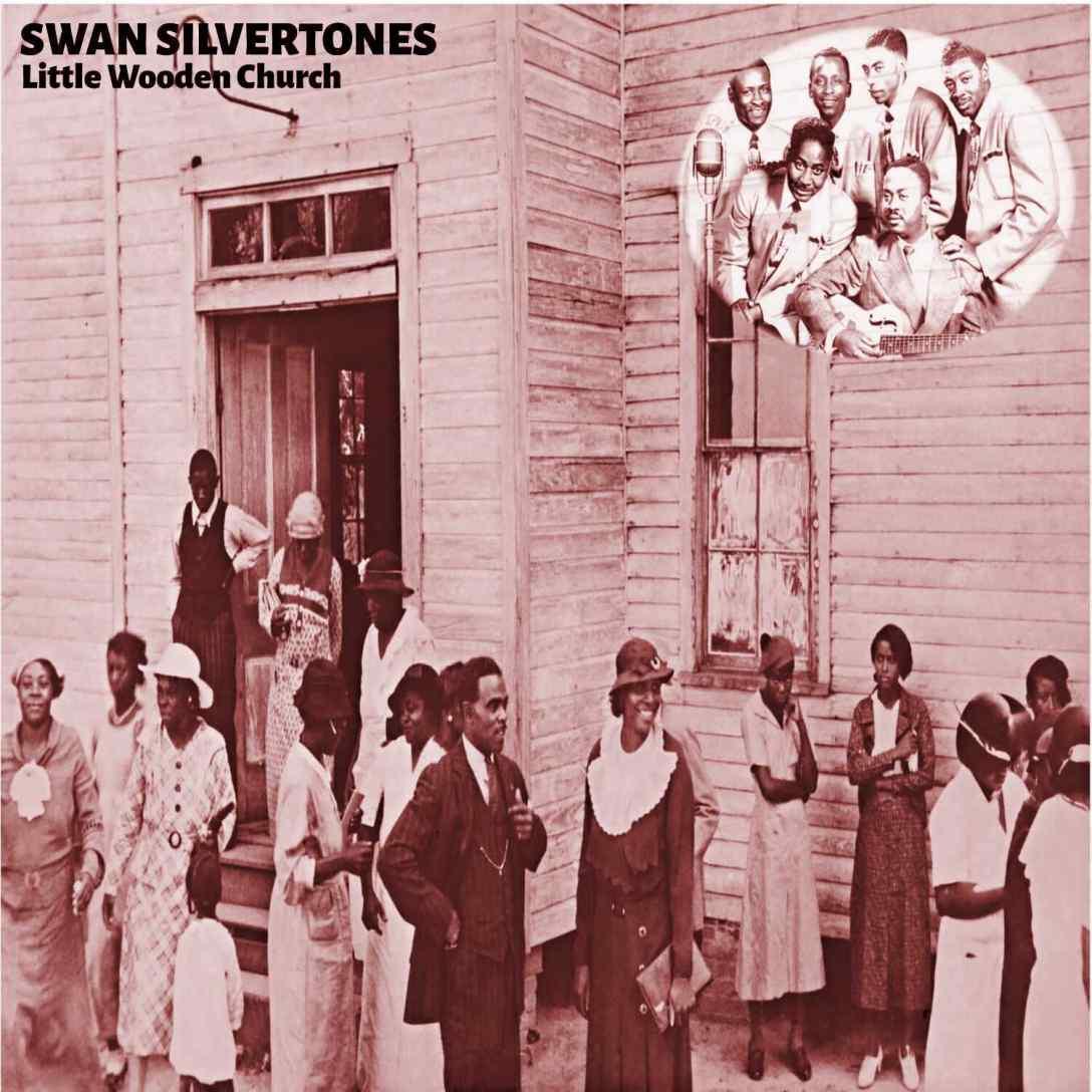 Swan Silvertones - Little Wooden Church