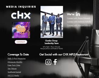 Gumbo Group Leadership Team Launches Chx Fast Casu