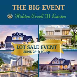 Lot Sale Event