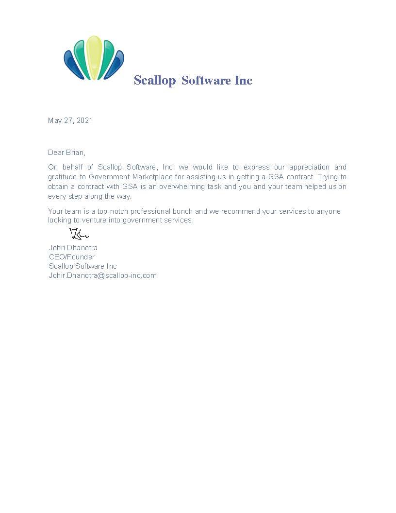Scallop Software Inc.