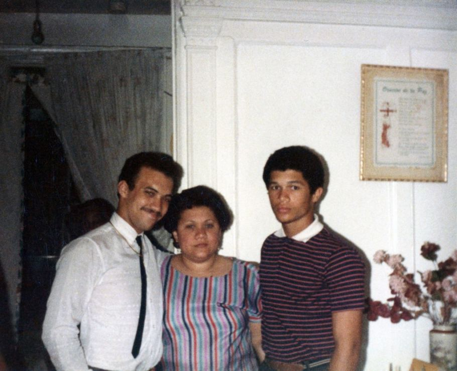 My Brother, Mother & Me Father's Day 1986