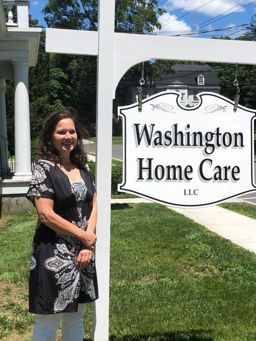 Washington Home Care Founder Sara Guillemette