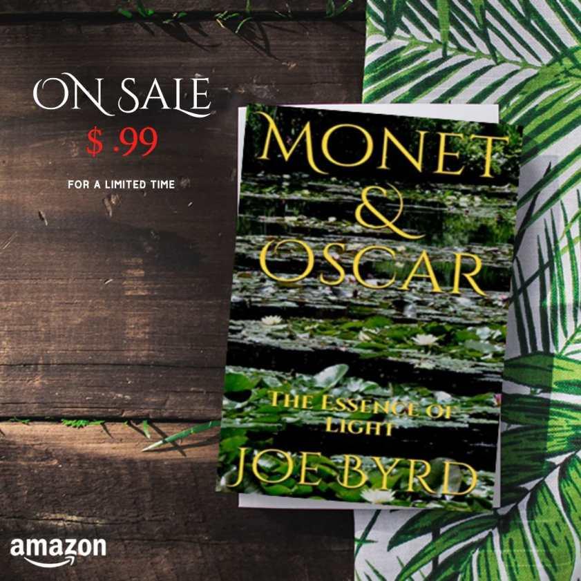 Monet and Oscar