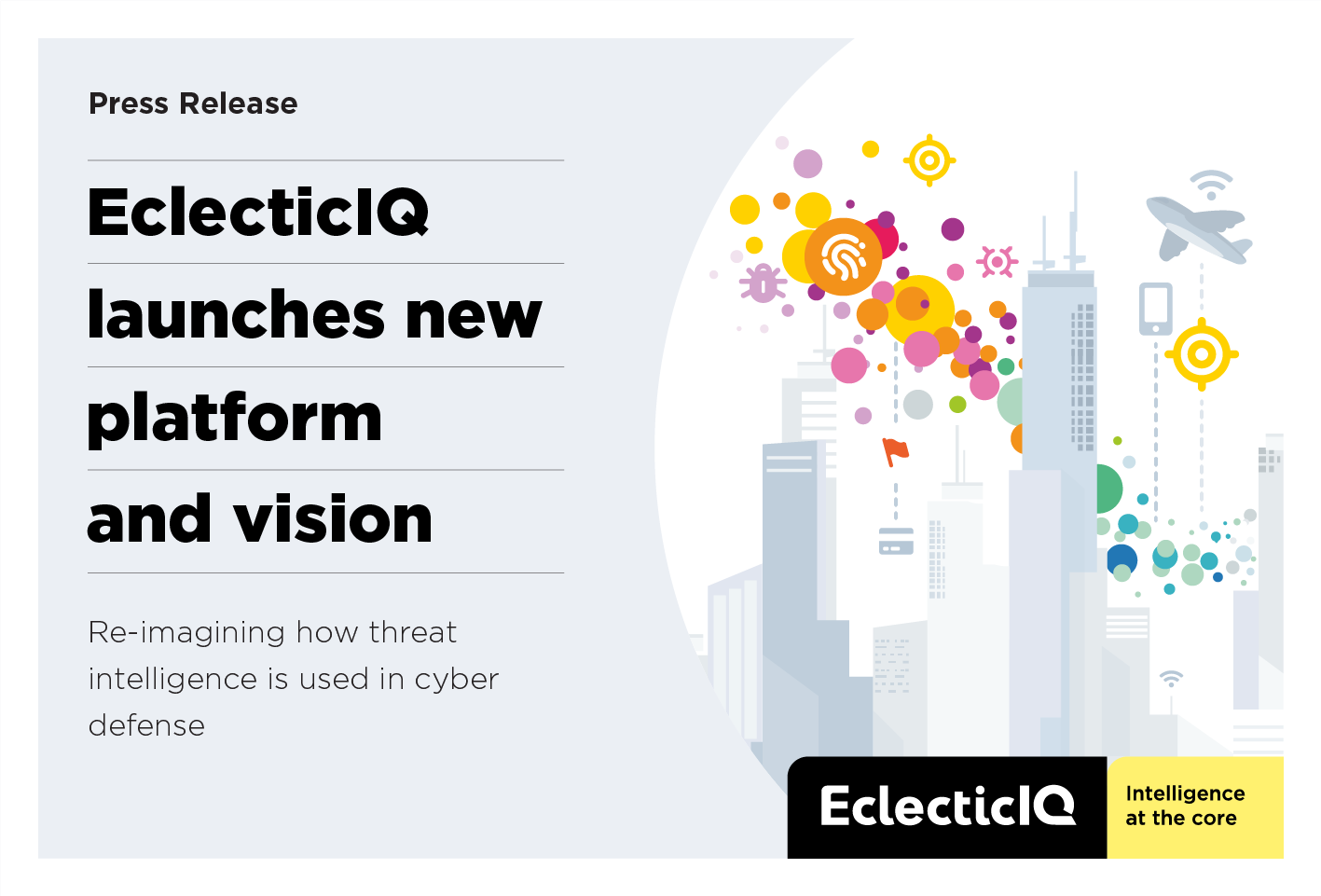 EclecticIQ launches new platform and vision