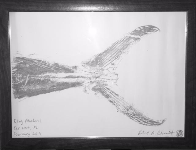 PaperFin - King Mackerel Tail