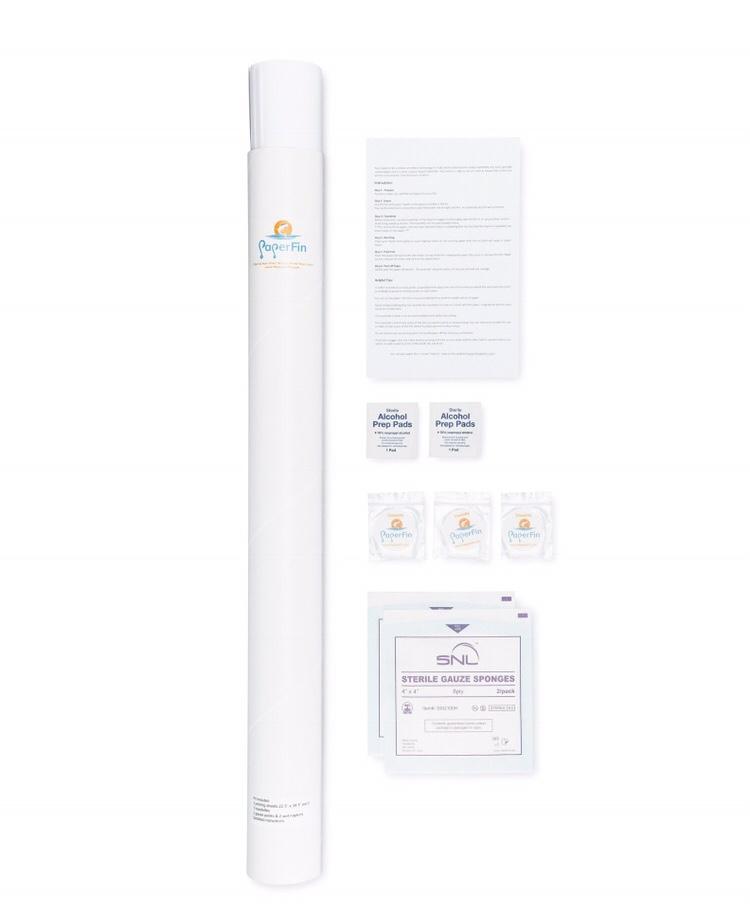 PaperFin - Large Printing Kit