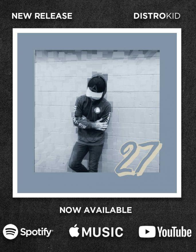 Alternative hip hop artist Zodi releases '27'