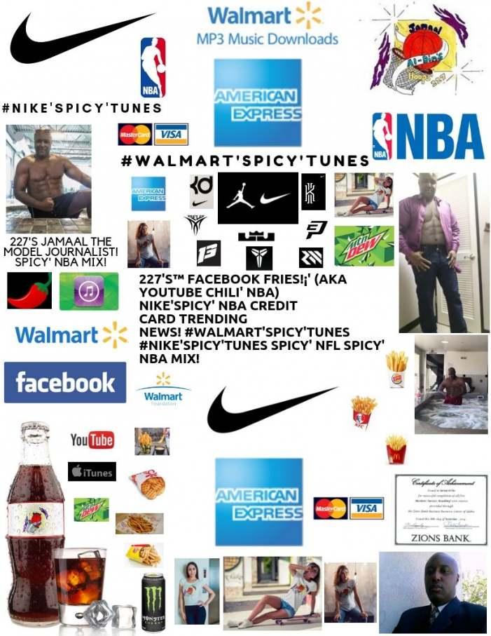 227's YouTube Chili' #NIKE'Spicy' NBA Mix!