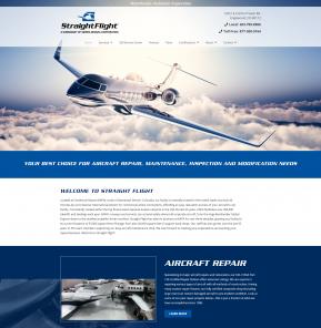 Straight Flight Website 2021 Png