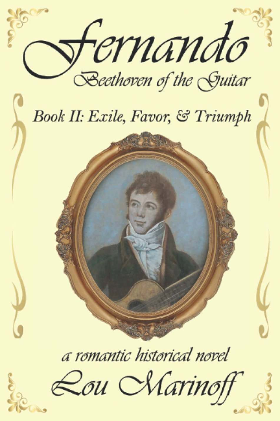 Fernando: Beethoven of the Guitar: Book II