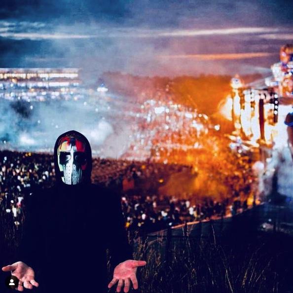Pimptronot Tomorrowland