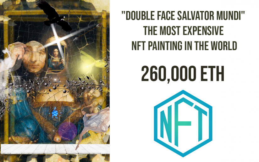 The Most Expensive NFT Painting in the World