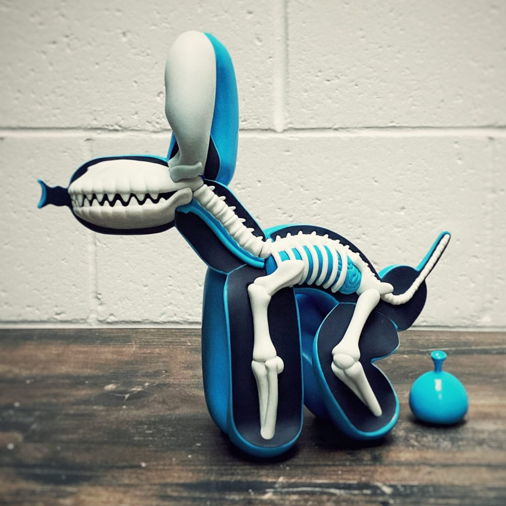 Soho Art Disected Balloon Dog