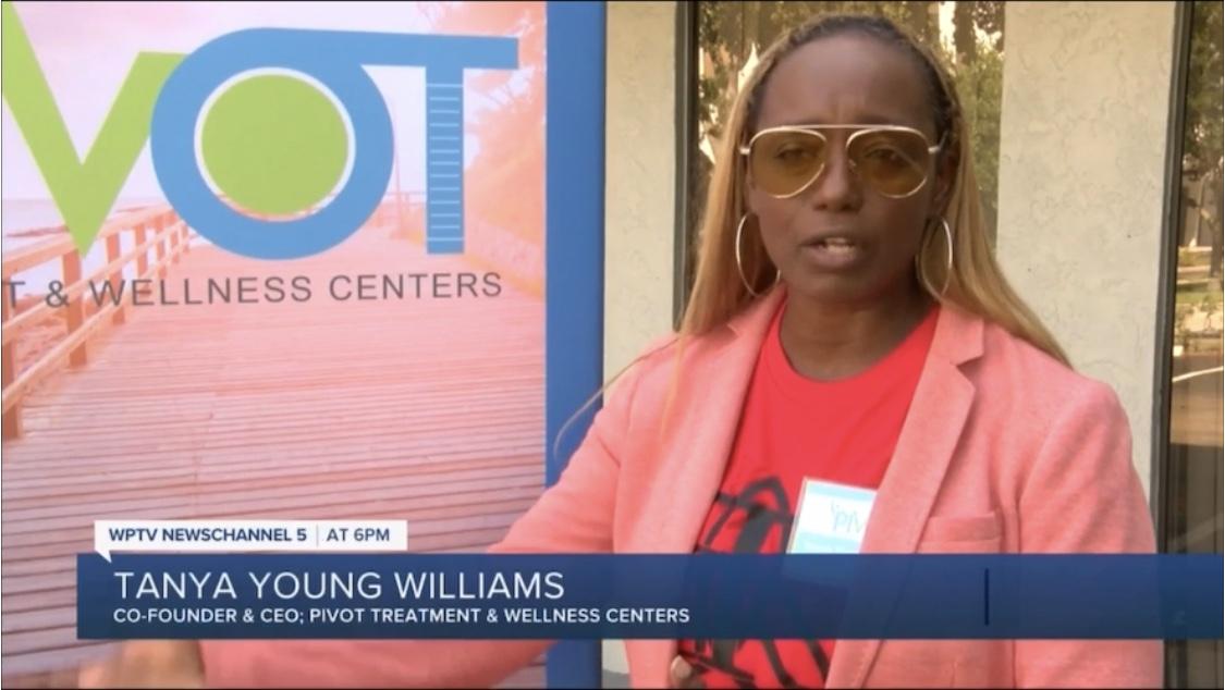 Tanya Young Williams CEO Pivot
