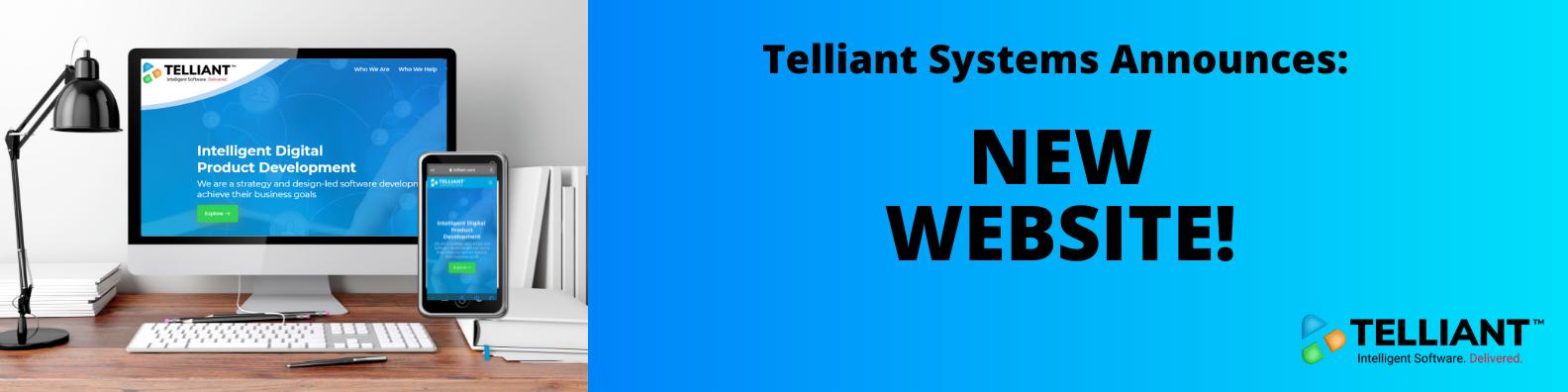 Telliant New Website 6 2021 2