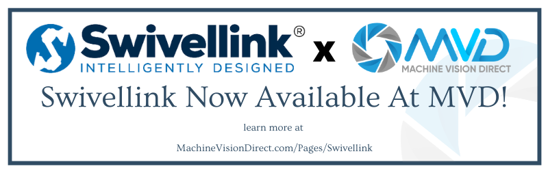 Machine Vision Direct offers Swivellink® products