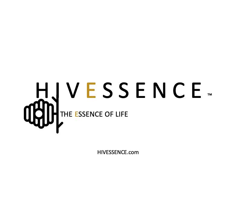 Hivessence Logo Block 1