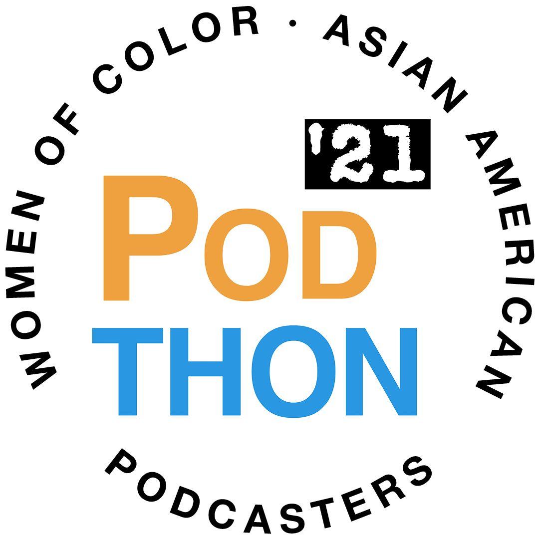Podthon 2021 Logo New Circle V6