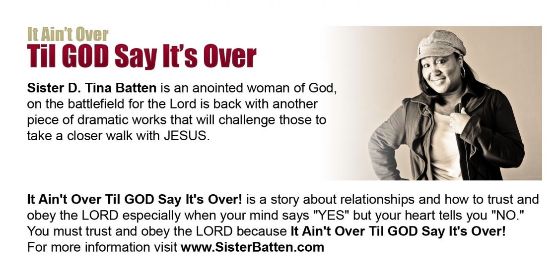 Filmmaker Sister Tina Batten