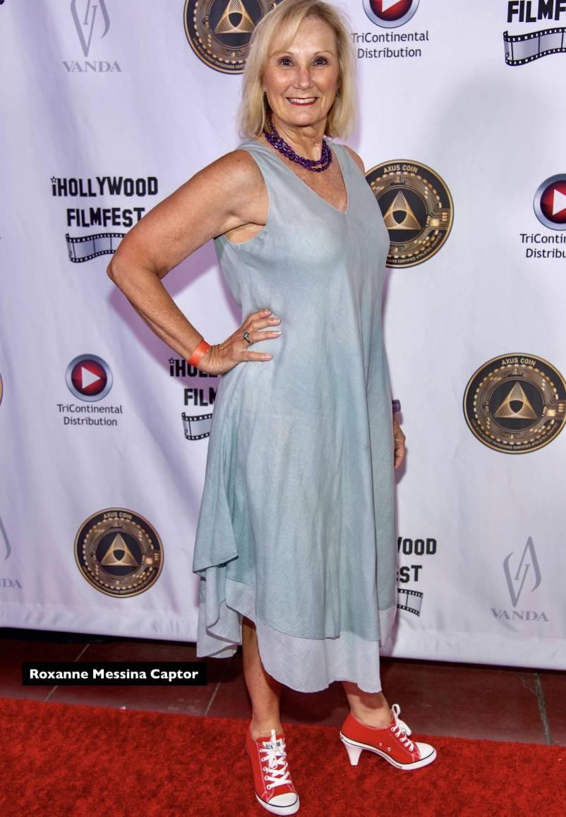 Roxanne Messina Captor at iHollywood Film Festival