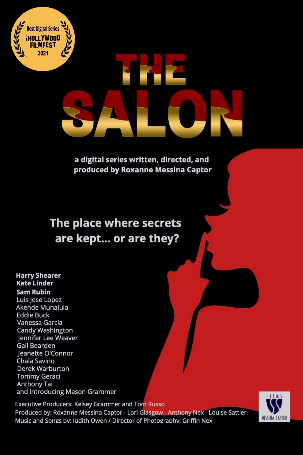 The Salon Digital Series: Messina Captor Films
