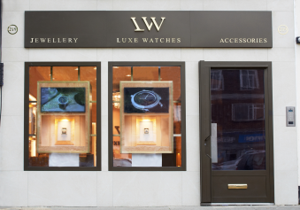 Luxe Watches Storefront