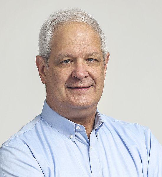 Peter Zierhut, 2021-22 WDB chair.